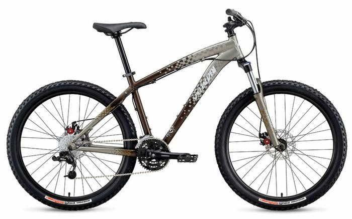 Украден велосипед Specialized P2 All Mountain (2009) в г. Москва