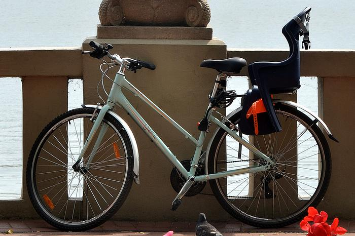 украли велосипед фото